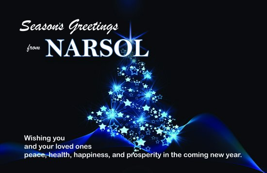 season greetings from NARSOL